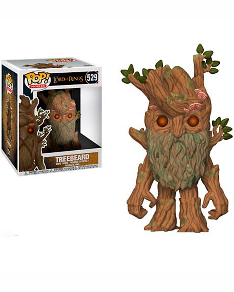 pop lord of the rings 529 treebeard 6  13560