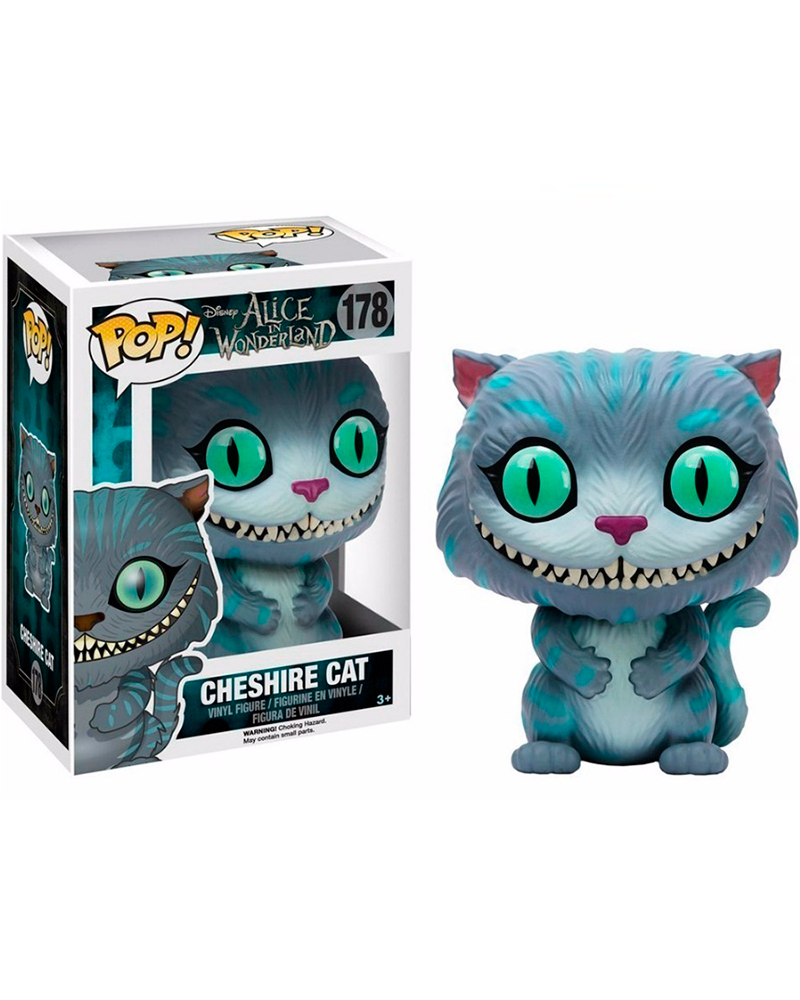 pop alice 178 cheshire cat 6711