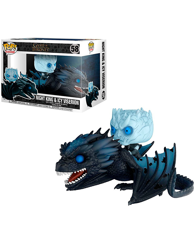 pop got rides  58 night king   icy viserion 28671