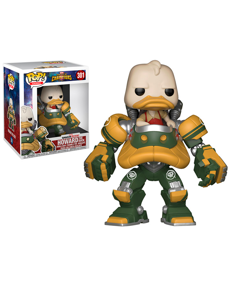 pop champions 301 howard the duck 6  26711