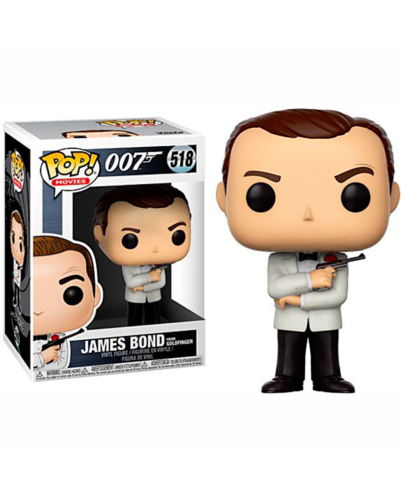 pop 007 518 james bond from goldfinger  26248