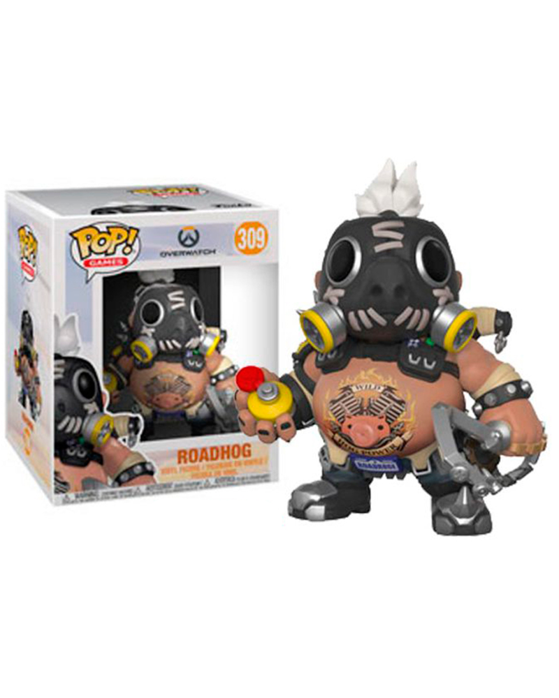 pop overwatch 309 roadhog 6  29046