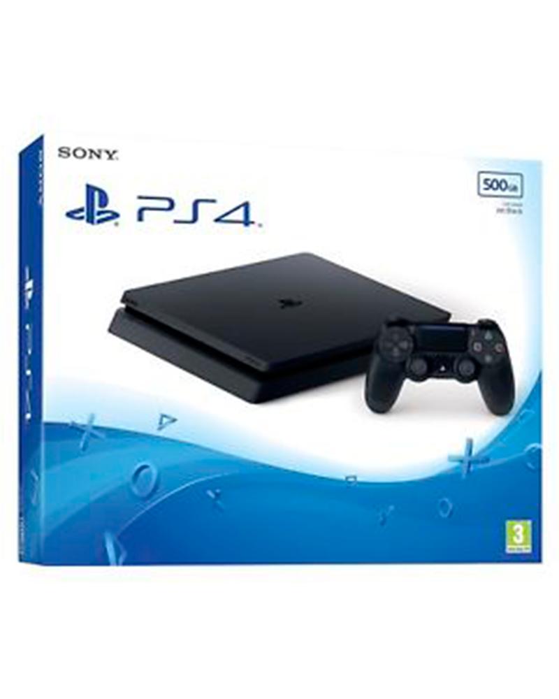 console ps4 cuh 2115a 500gb black