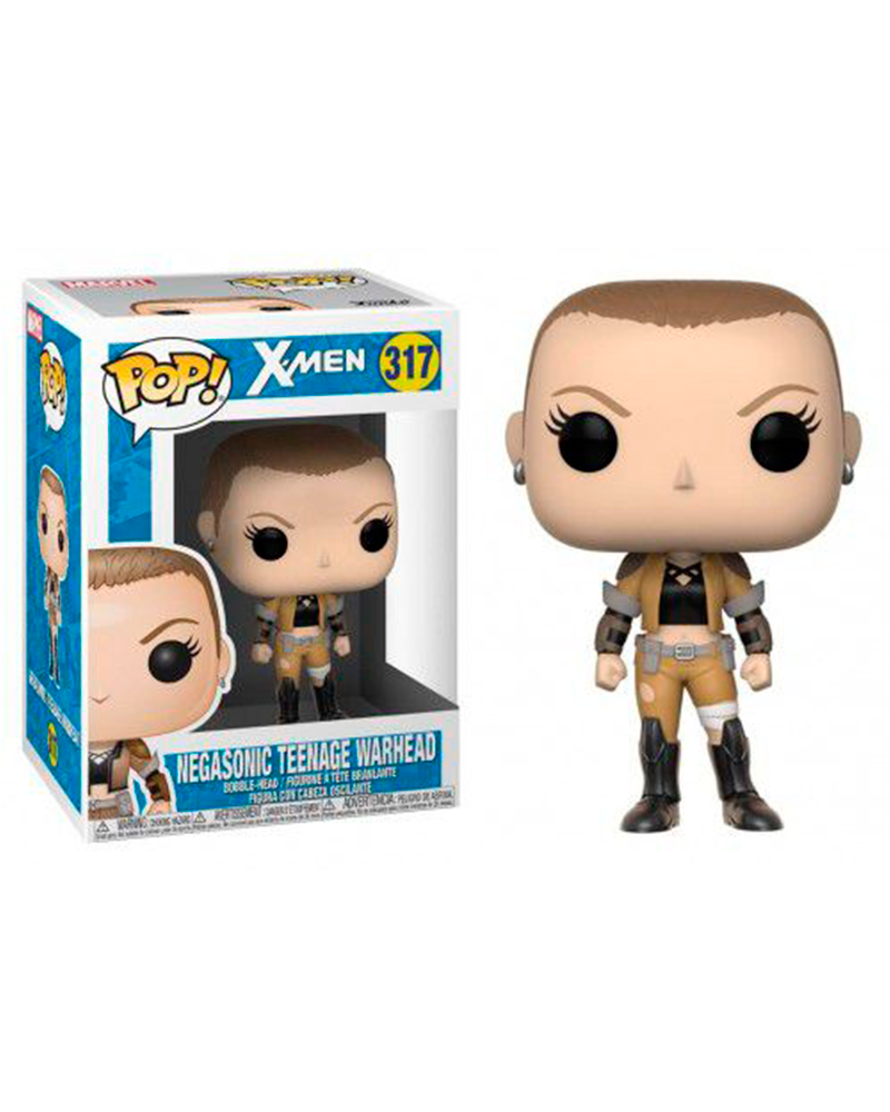 pop x men 317 negasonic teenage warhead 30857
