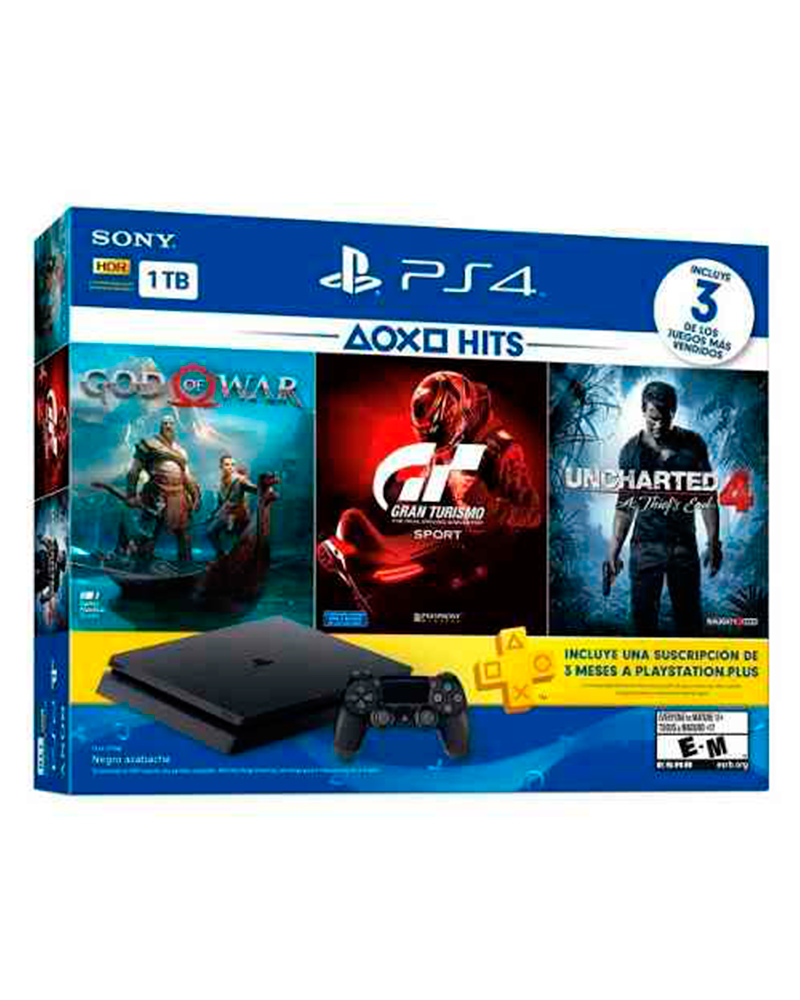 console ps4 01 tb cuh 2115b black 3 cds