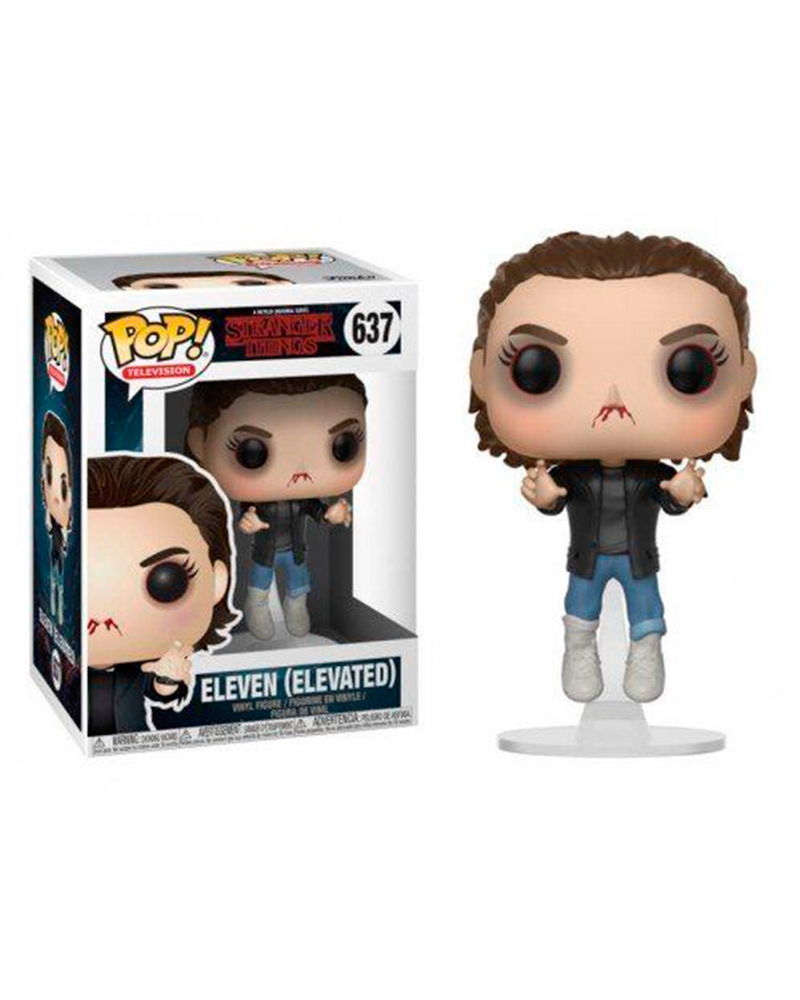 pop stranger things 637 eleven  elevated  30855