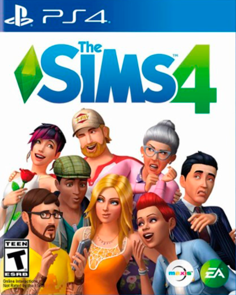 sony4 the sims 4