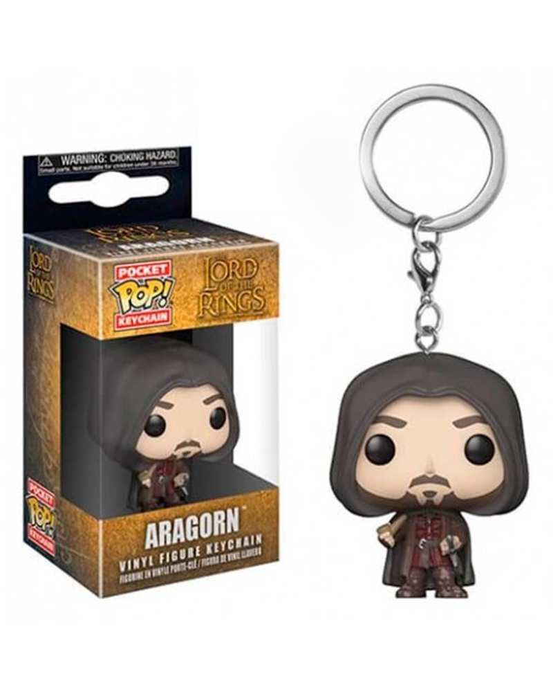 pop chaveiro lord of the rings aragorn 31814