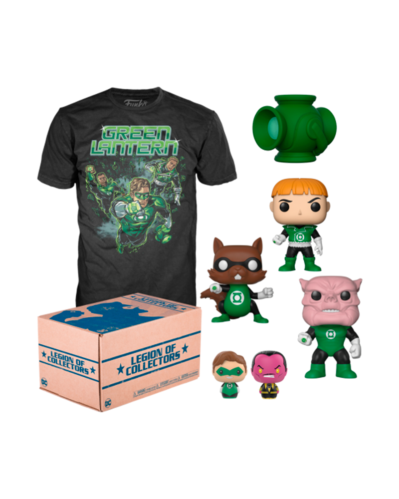 funko collectors green lantern  l