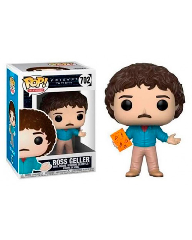 pop friends 702 ross geller 32746