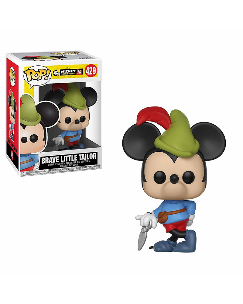 pop mickey 90th 429 brave little tailor 32189