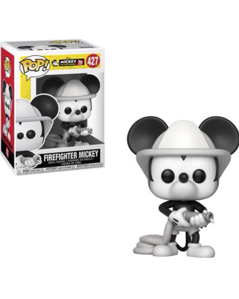 pop mickey 90th 427 firefighter mickey 32185