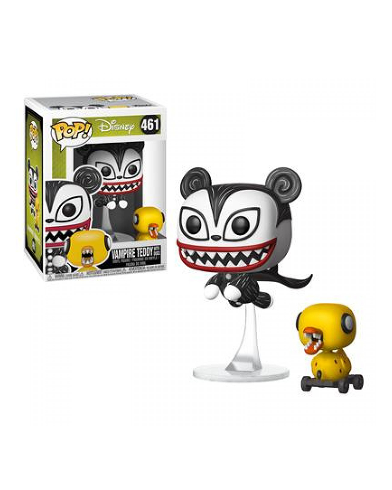 pop disney 461 vampire teddy with duck 34429