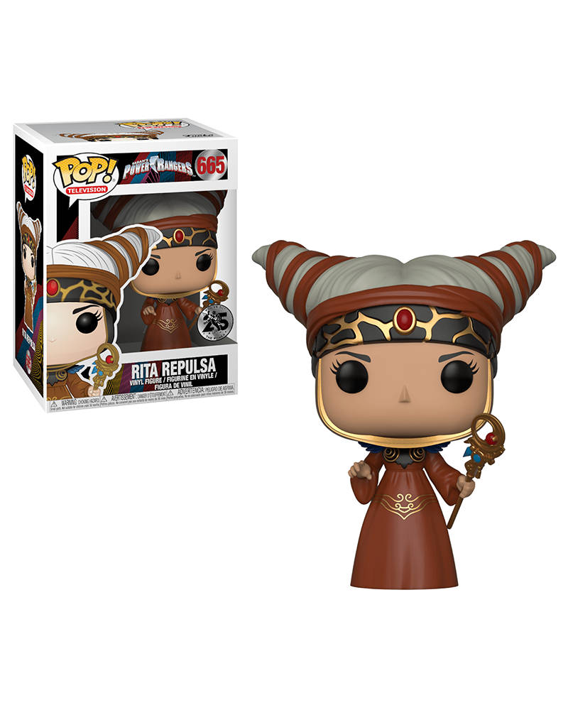 pop power rangers 665 rita repulsa 32805