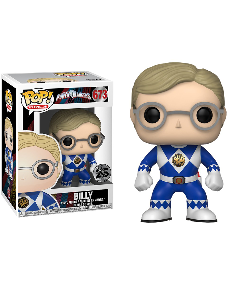 pop power rangers 673 billy 32804