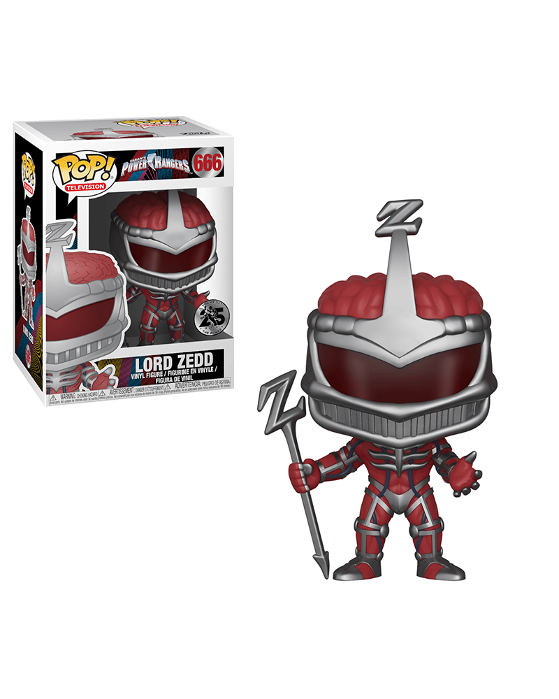 pop power rangers 666 lord zedd 32805