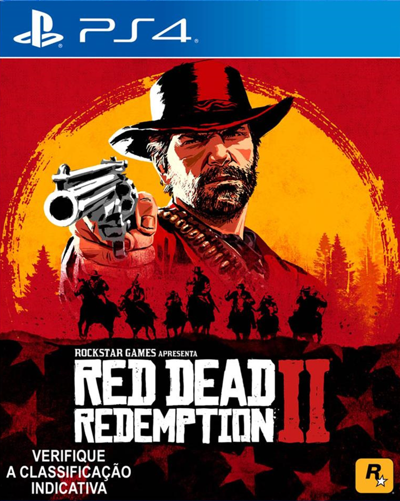 sony4 red dead redemption 2