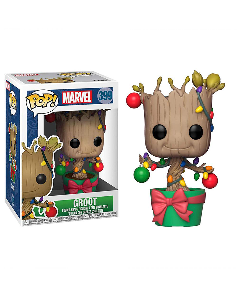 pop marvel 399 groot 33982