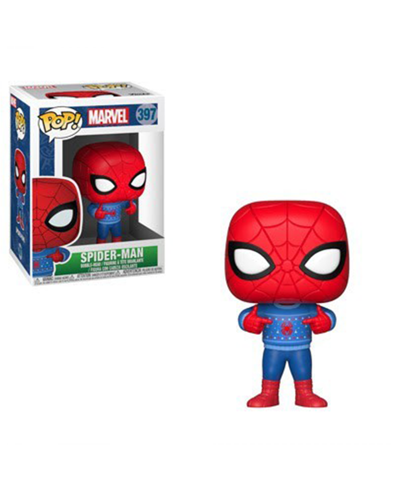 pop marvel 397 spider man 33983