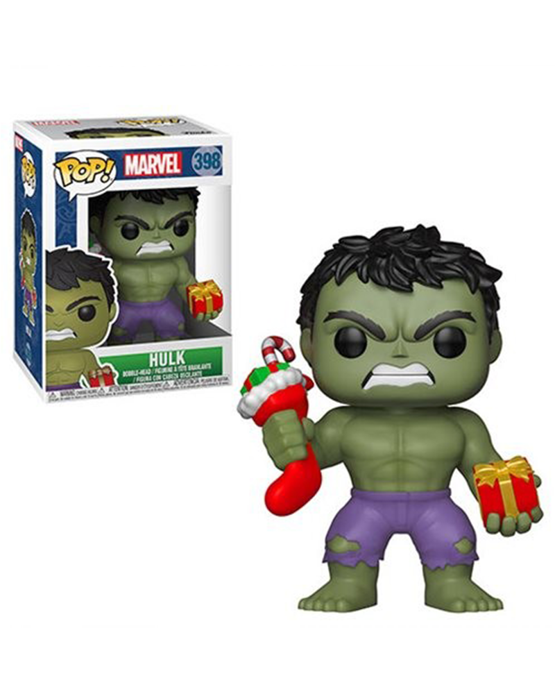 pop marvel 398 hulk 33984