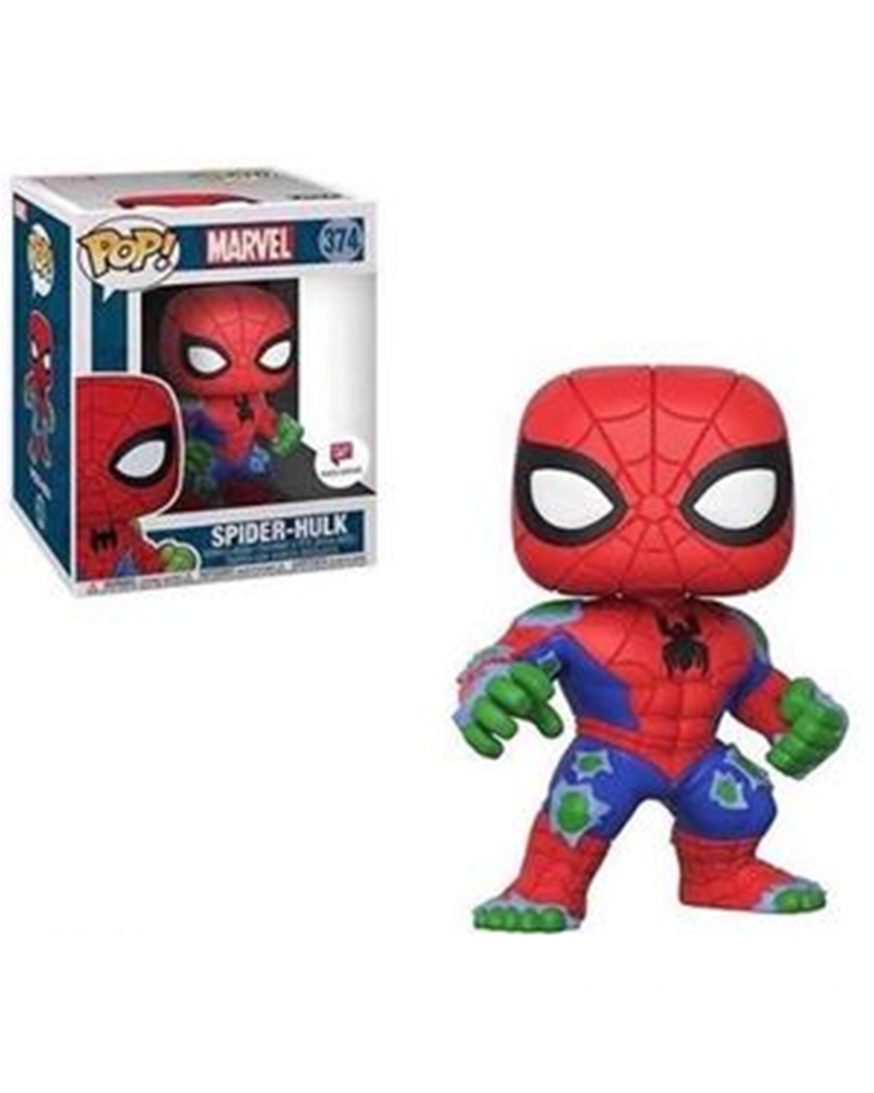 pop marvel 374 spider hulk 6  24725