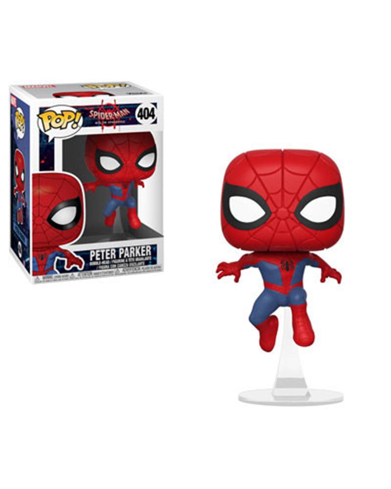 pop spiderman 404 peter parker 34755