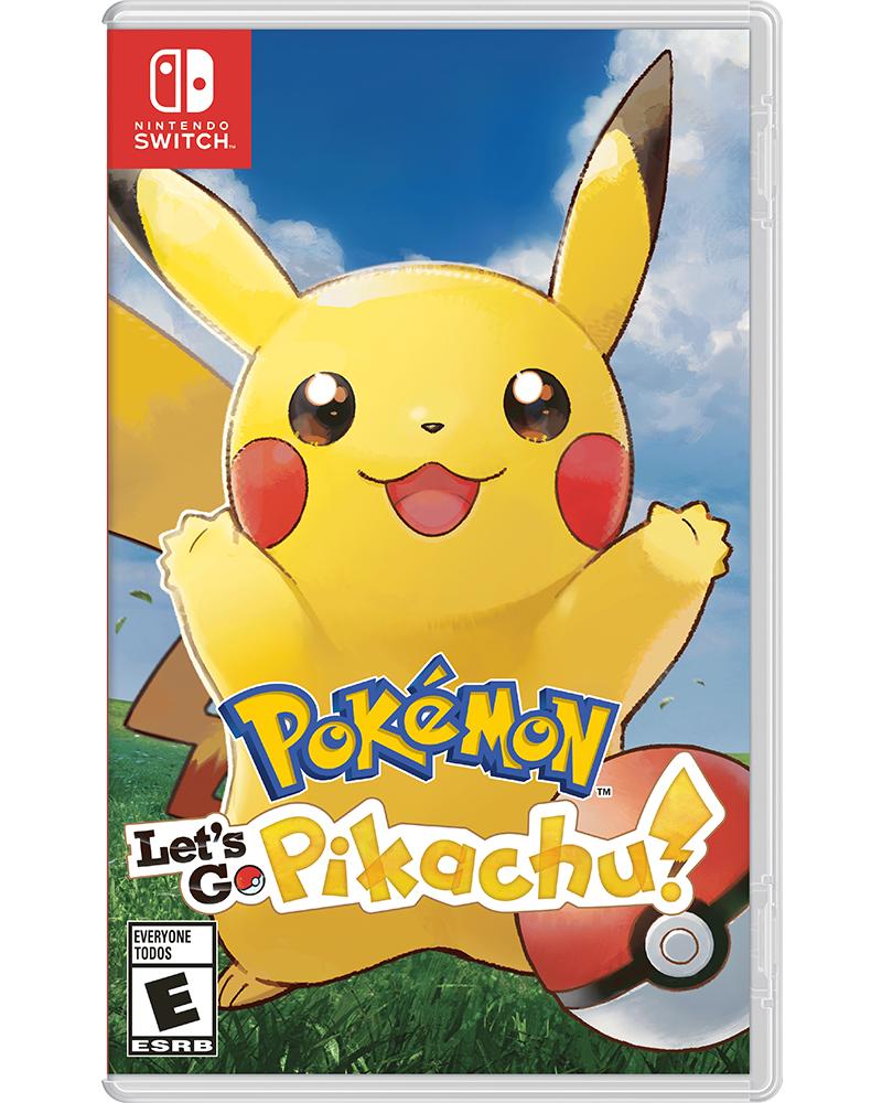 switch pokemon pikachu