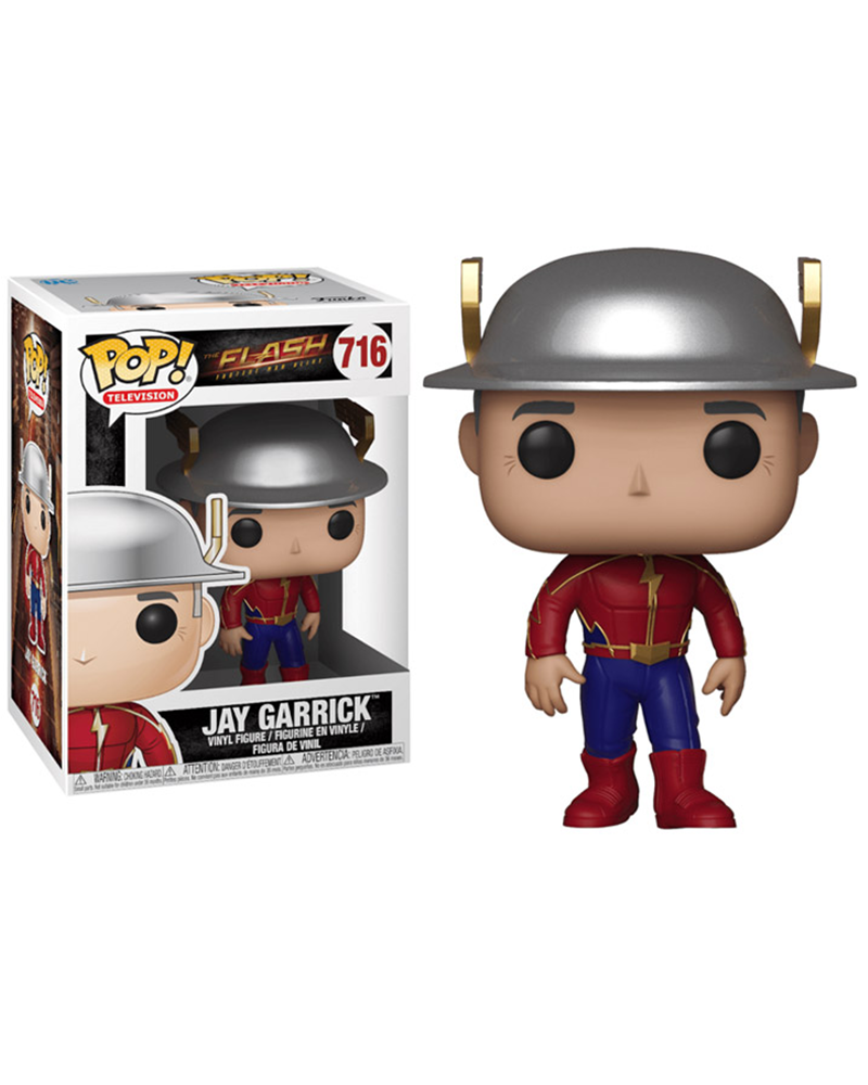 pop flash 716 jay garrick 33955