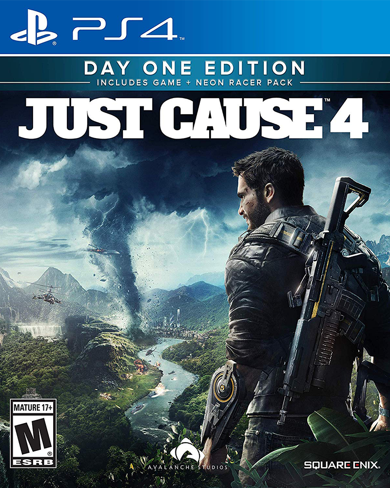 sony4 just cause 4 day one