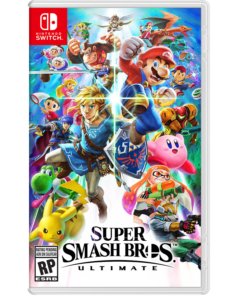 switch super smash bros ultimate