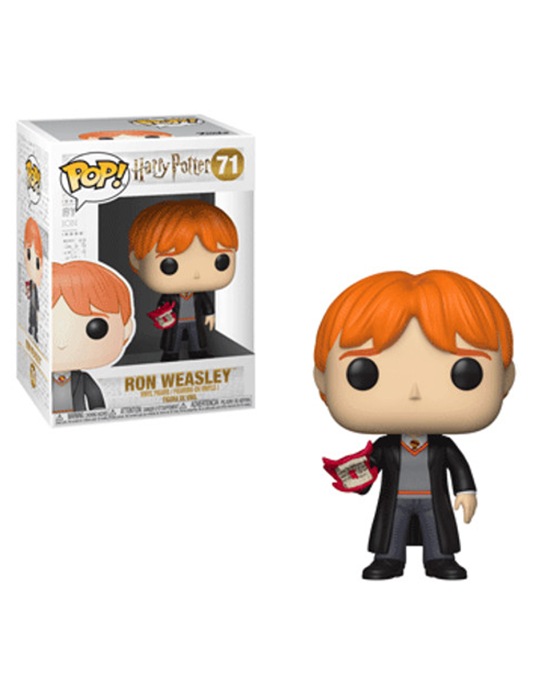 pop h potter  71 ron weasley 35517