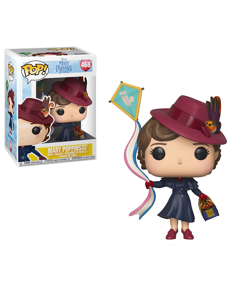 pop mary poppins 468 mary poppins w kite 33906