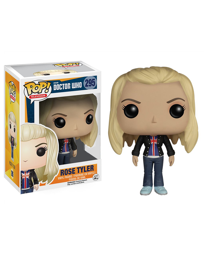 pop doctor who 295 rose tyler 6207