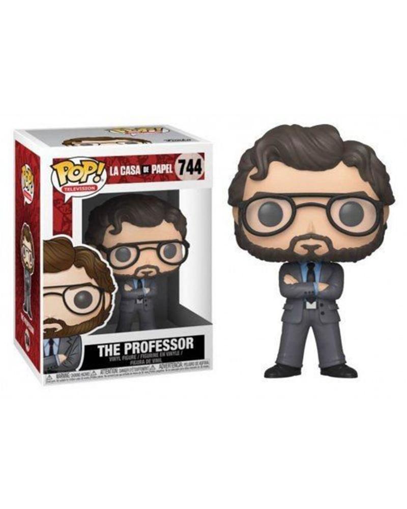 pop la casa de papel 744 the professor 34496
