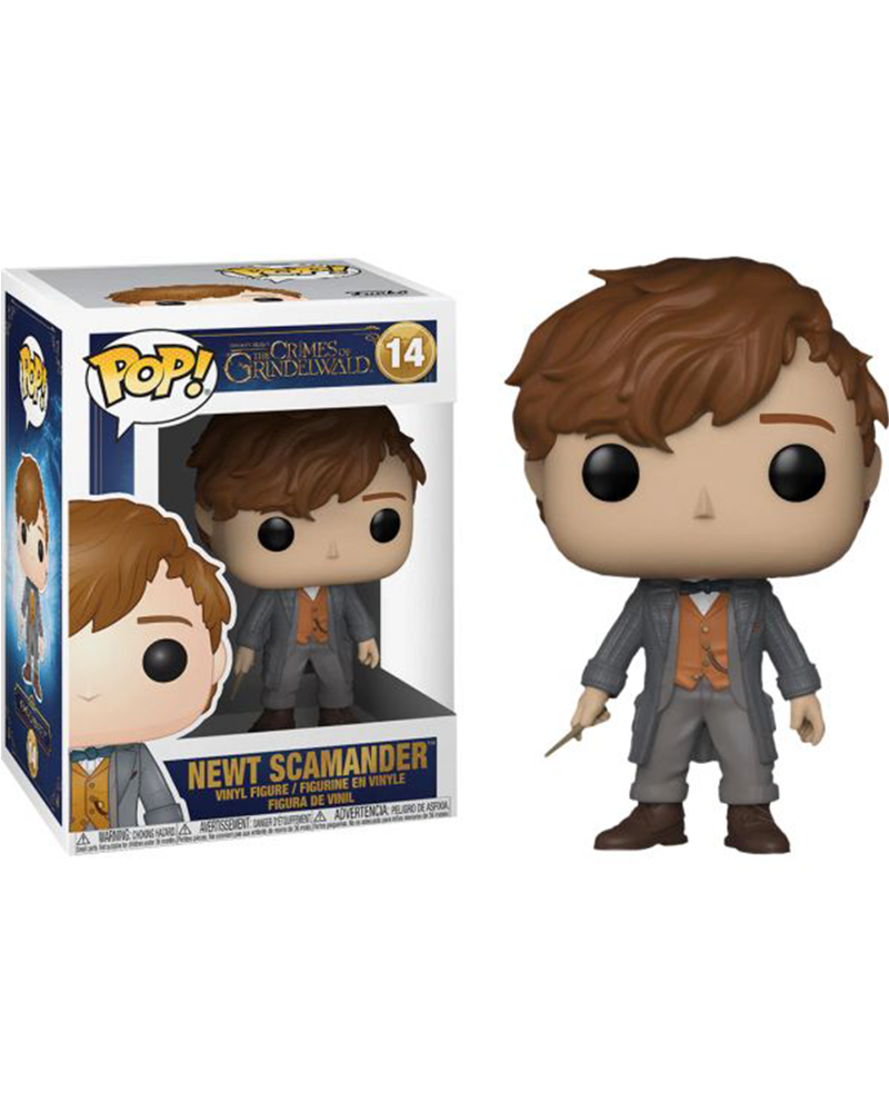 pop crimes of grindelwald  14 newt scamander 32751