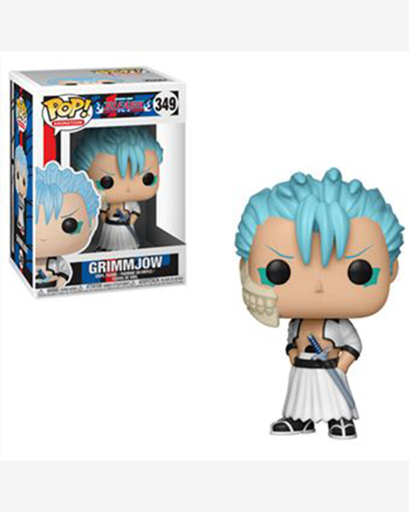 pop bleach 349 grimmjow 21703