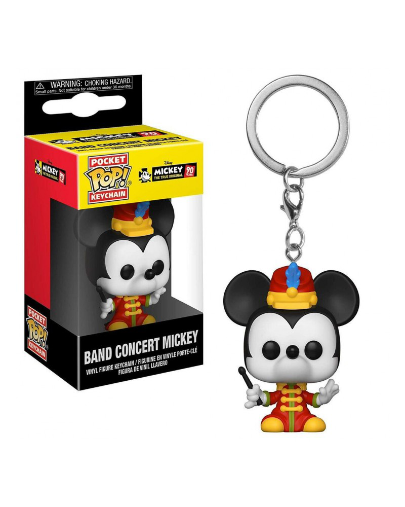 pop chaveiro mickey 90th band cons  mickey 32176