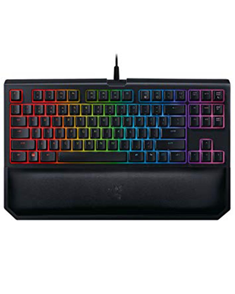 razer teclado blackwidow te chroma v2 02191400
