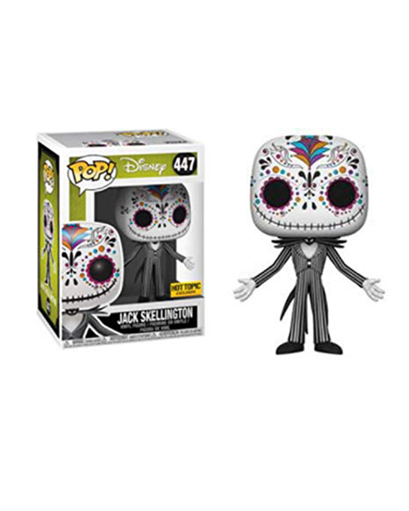 pop disney 447 ex  jack skellington 32014