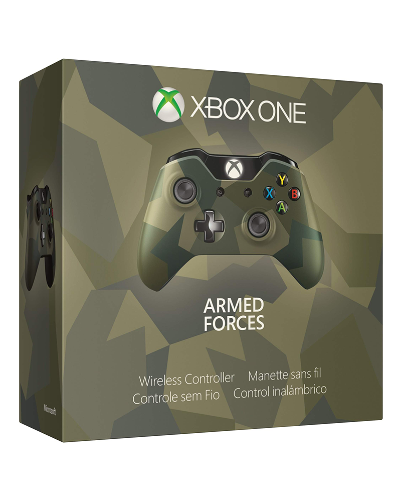 xbox one acs joy  camuf armed forces ii