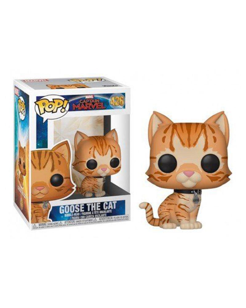 pop cap marvel 426 goose the cat 36379