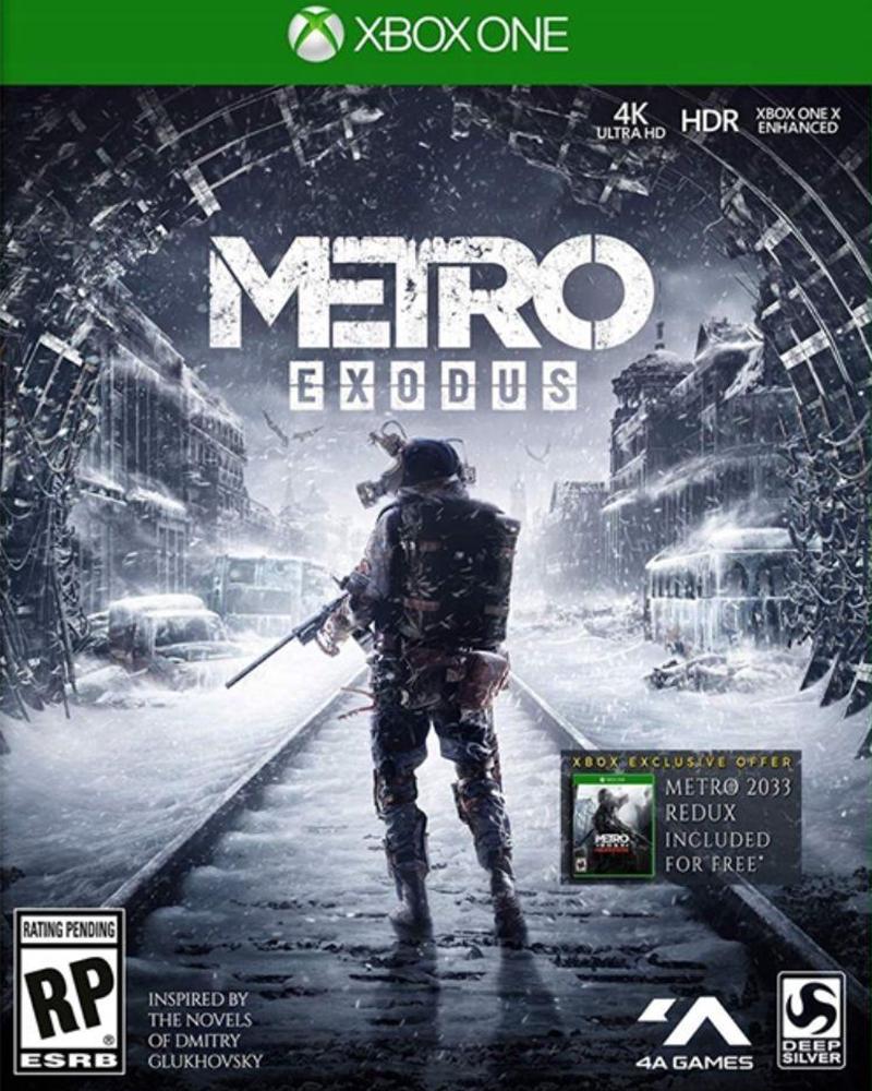 xbox one metro exodus new