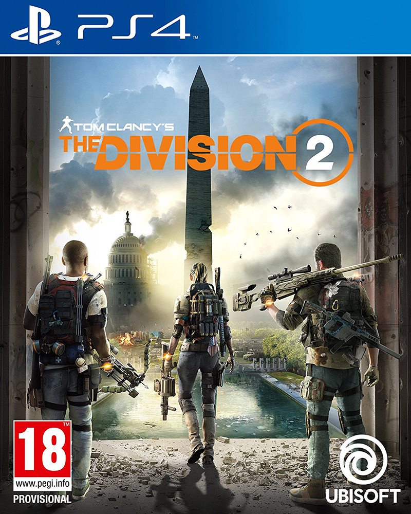 sony4 the division 2
