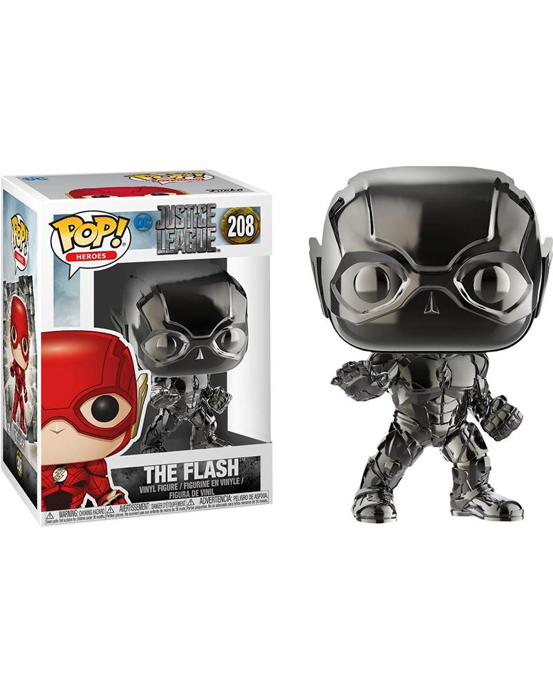 pop justice league ex  208 the flash negro 35454