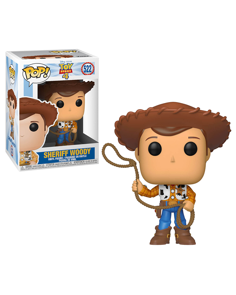 pop toy story 522 sheriff woody 37383