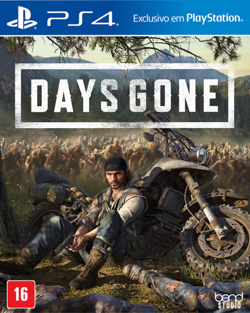 sony4 days gone