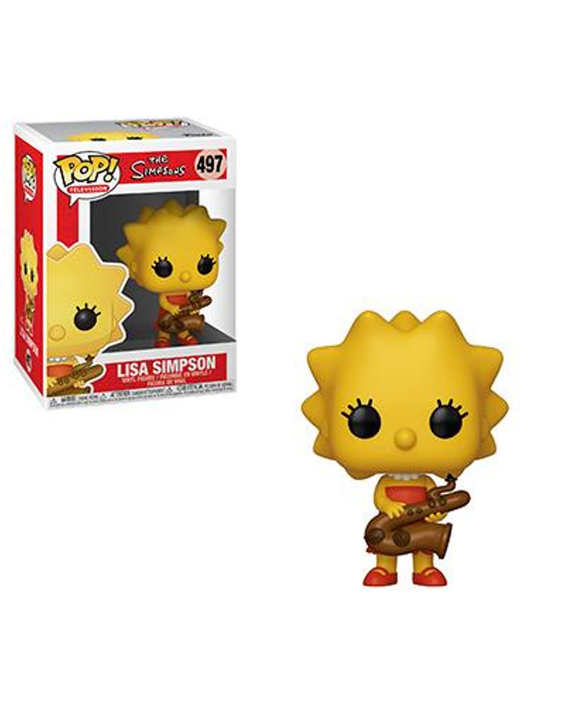pop the simpsons 497 lisa simpson 33877