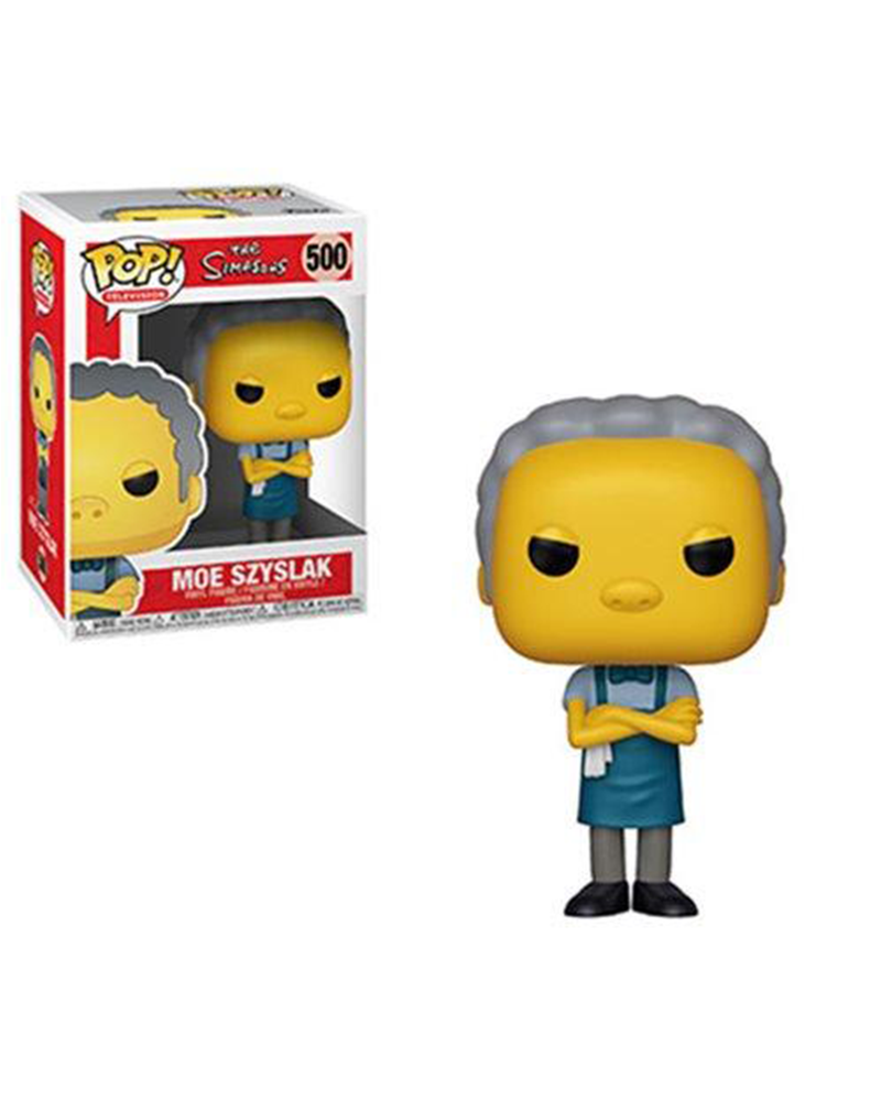 pop the simpsons 500 moe szyslak 33882