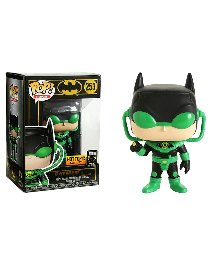 pop batman 253 ex  batman the dawnbreaker 36349
