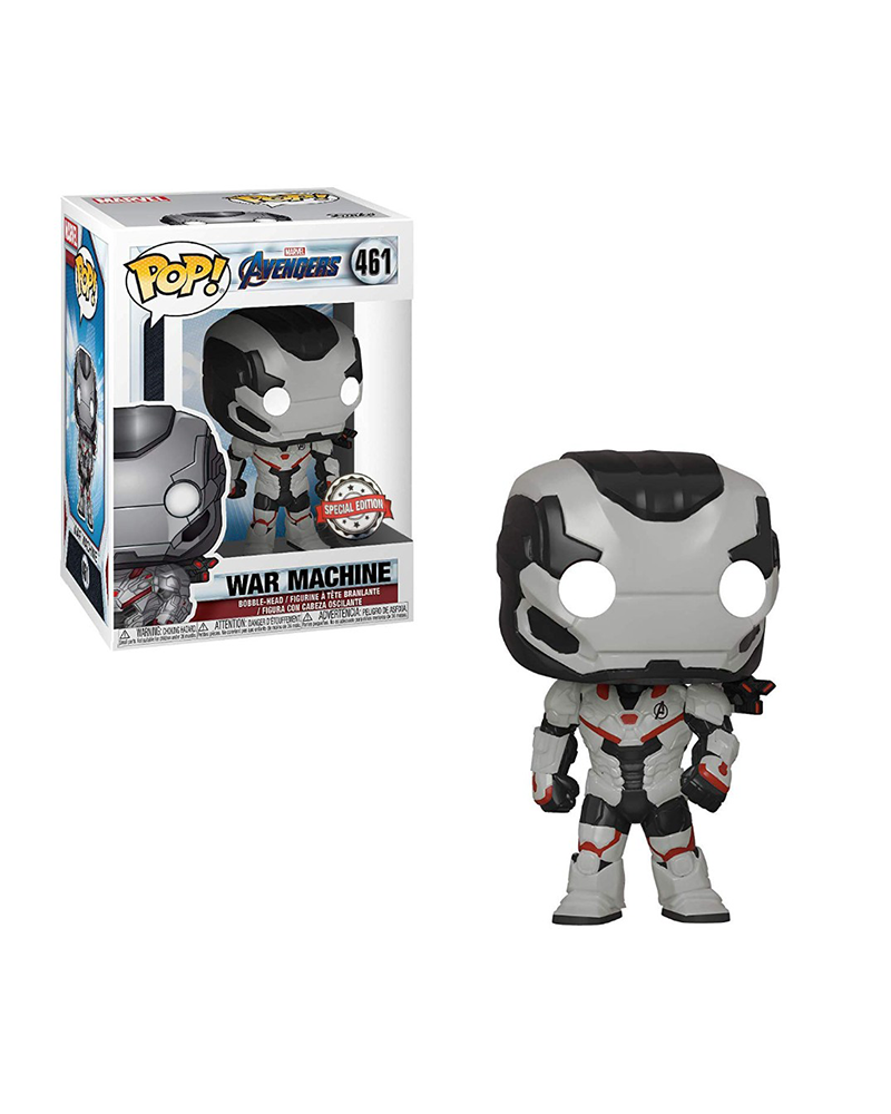 pop avengers 461 ex  war machine 36663